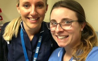 An interview with Joanne Cesarano, practice nurse in County Durham